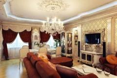 стиль классицизм в интерьере - фото 2