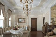 стиль классицизм в интерьере - фото 5