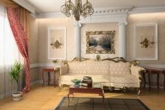 стиль рококо в интерьере - фото 9