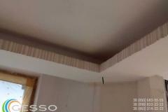 декор потолка лепниной фото 23