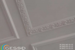 потолочная лепнина фото 28