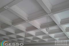 гипсовая лепнина на потолке фото 6