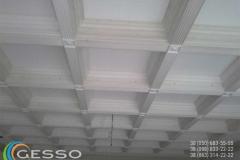 гипсовая лепнина на потолке фото 7