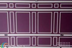 рамки из гипса на стене фото 2