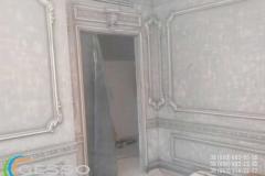 декоративная лепка на стенах фото 3