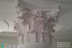 колонна из гипса фото 4