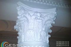 колонна из гипса фото 5