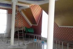 колонны из гипса фото в интерьере 12