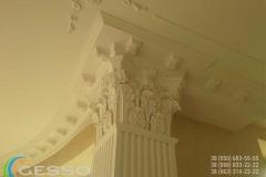 колонны из гипса фото 6