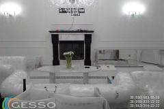лепнина в интерьере квартиры фото 2