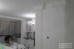 лепнина в интерьере квартиры фото 4